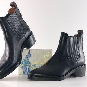 Coach Shoes - Coach Chelsea Black Bootie